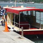 Ferry from Crown Bay at Tickles bar/ restaurant to Water Island