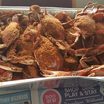 Rick's Crabs w Old Bay