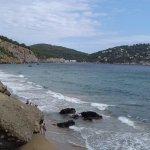Foto de Cala de S'Aigua Blanca