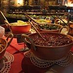 Buffet Principal de comida Tipica de Minas e de Sobremesas Mineiras