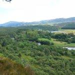 walking trails in Loch Ness!