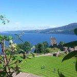 Urquhart castle view!!!