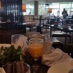 desayuno en el hotel, excelente