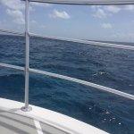 flat seas