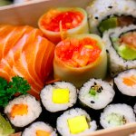 Sushi In the box