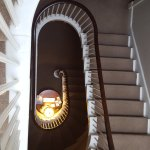 Fab circular staircase