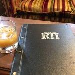 Ravens wood Hall menu