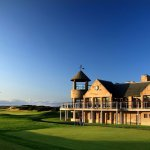 St Andrews Links Clubhouse / Swilcan Lounge