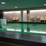 internal thermal pool (spa area) - great!