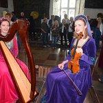 Banquet musicians