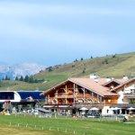 Alpenhotel Panorama auf der Seiser Alm (2014)