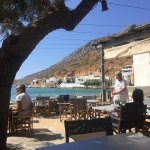 Dont miss this wonderful taverna aka coffe house aka bar. It us what you make of it! Great food.
