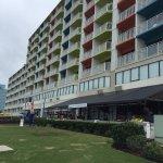 Foto de Best Western Plus Sandcastle Beachfront Hotel