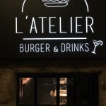 L'Atelier Burger and Drinks