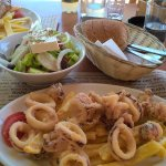 typisch griechisches Essen!