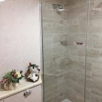New Walk in Shower, Tarn Hows Kingsize Bedroom