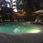 Photo de Sunset at the Palms