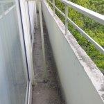 """The """"balcony"""""""