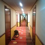 The Marriott Corridor