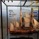 One of many maritime models