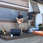 Songs on the patio Friday evenings