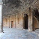Palast von Karl V Foto