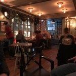 cozy pub like atmosphere