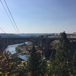 Great views of Spokane