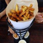 The Best fries on East Coast!