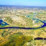 Scenic Flight - Okavango Delta