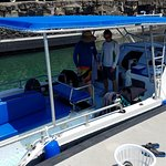 'Imi Kai dive boat - for advanced local and long-range charters.