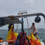 Our parasailing trip with parawest was Amazing , we had the boat to ourselves, thanks to Larry,