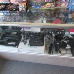 Used video games and systems.