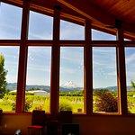 Beautiful views of Mt. Hood.