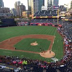 Petco Park from the top!