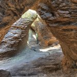 Grottoes at Echo Canyon Trail