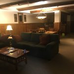 living area of Grand Lodge Suite (Marcy)