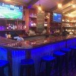 Three's Beautiful Bar Area