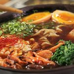 Three's Ramen Bowl Featured on Diners, Drive-ins and Dives