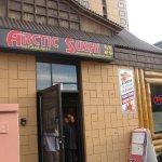 Srctic Sushi, Anchorage, Alaska