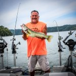 Trophy Walleye caught by my husband - Kevin Powell