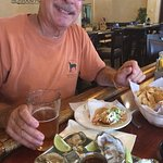 Fish Tacos, Craft Beer and Oysters at Serrano's