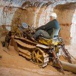 Tunnelling machine