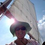 Sailing on the Schooner Pride!