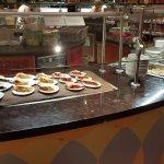 Market buffet