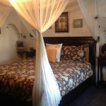 """Out of Africa "" room.."