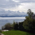 Foggy Okanagan Lake