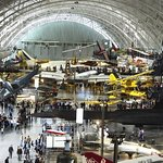 Air And Space Museum Udvar Hazy Center