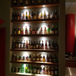 Lots of beers to select from