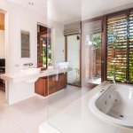 4 Bedroom Deluxe Villa Master Suite Bathroom